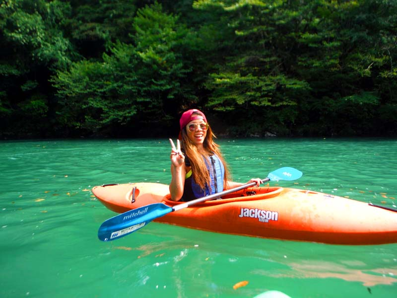 Kayaking & Rafting