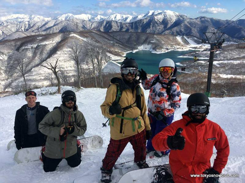 Minakami Xmas Powder Weekend