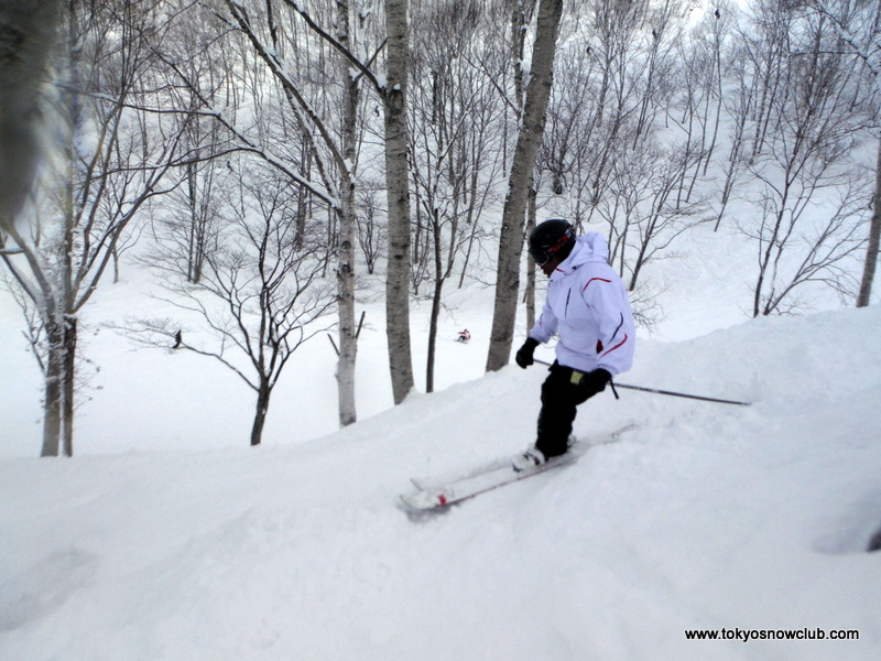 Madarao Kogen Powder Weekend