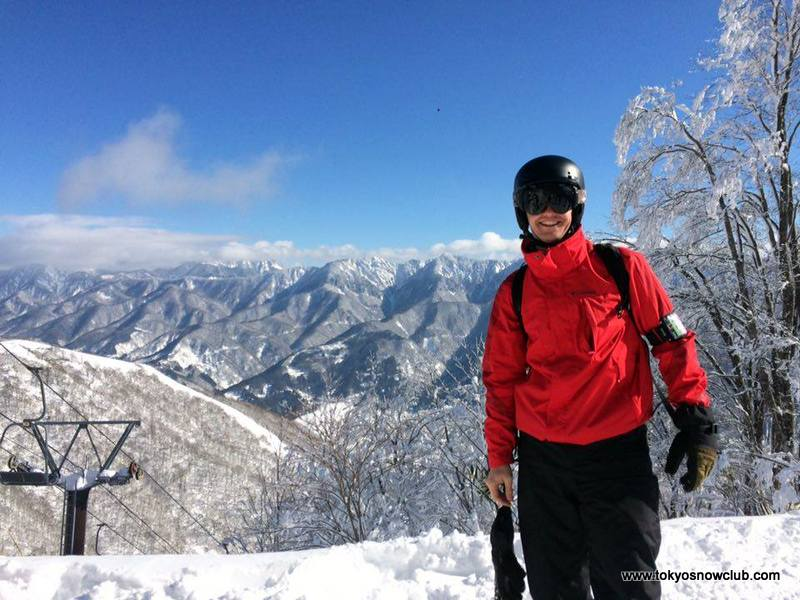 First Tracks Hakuba