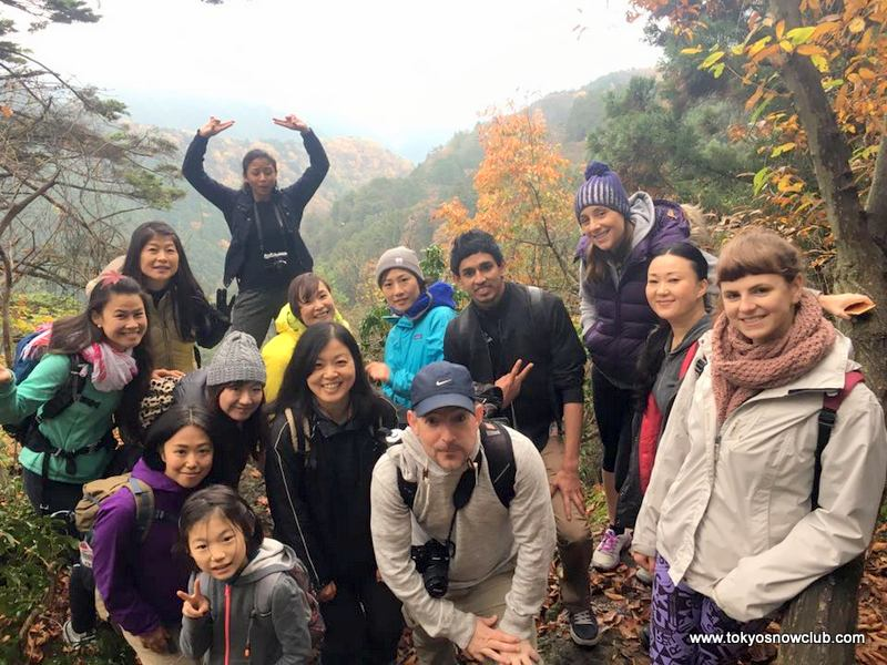 Mt Mitake Autumn Hike