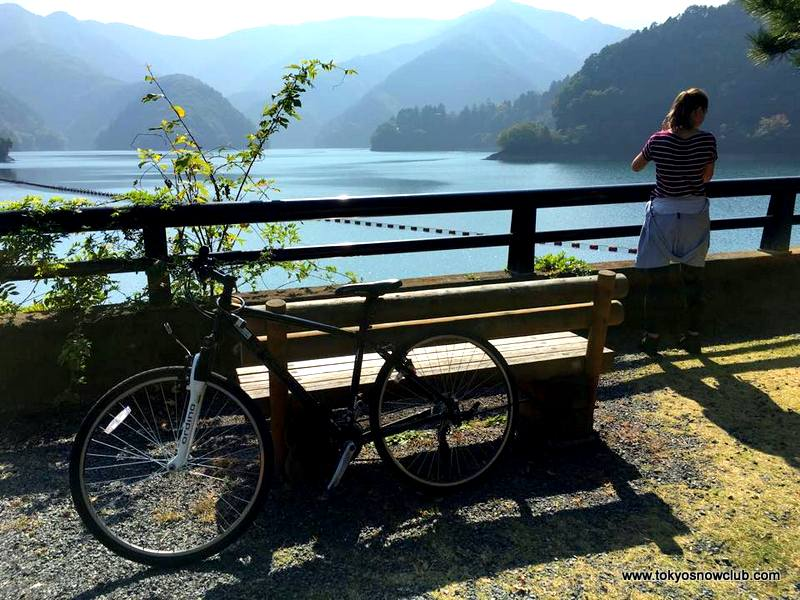 Okutama Mountain Bike Day Trip