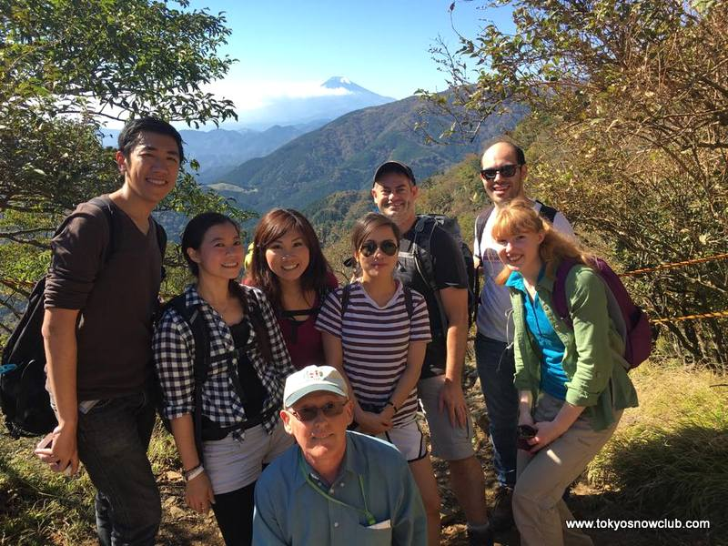 Mt Oyama Autumn Hike