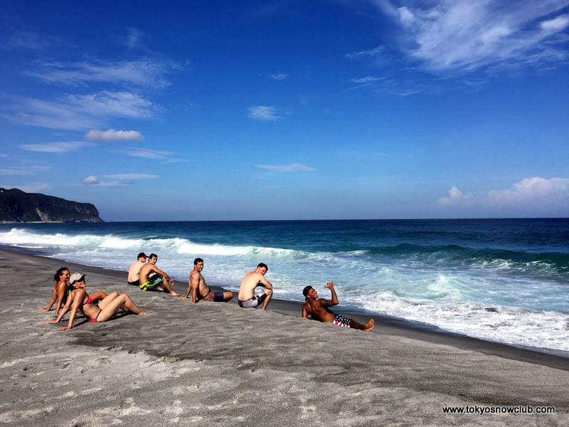 Niijima Island Getaway (Long Weekend)