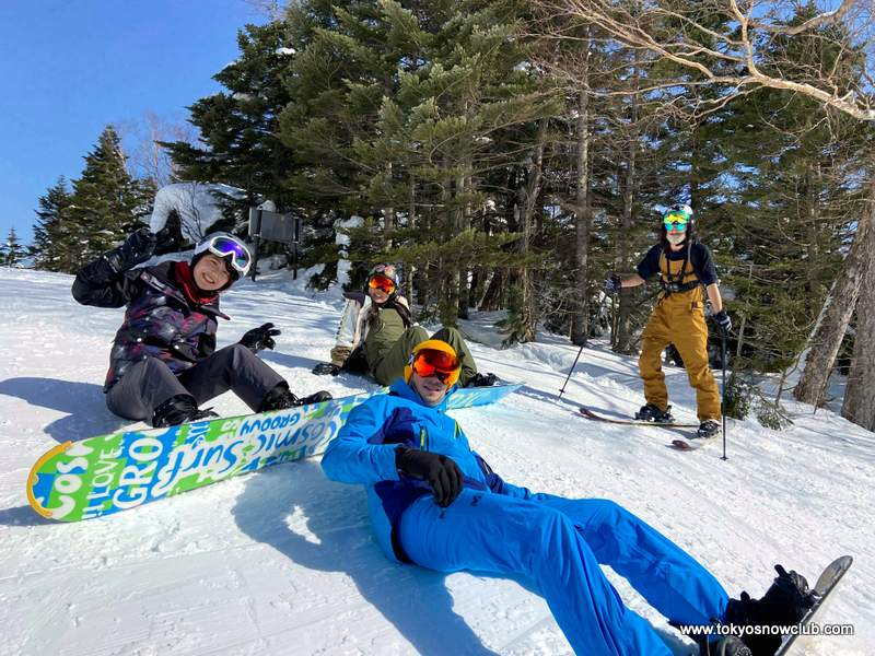 Shiga Kogen Snow Monkey Powder Weekend
